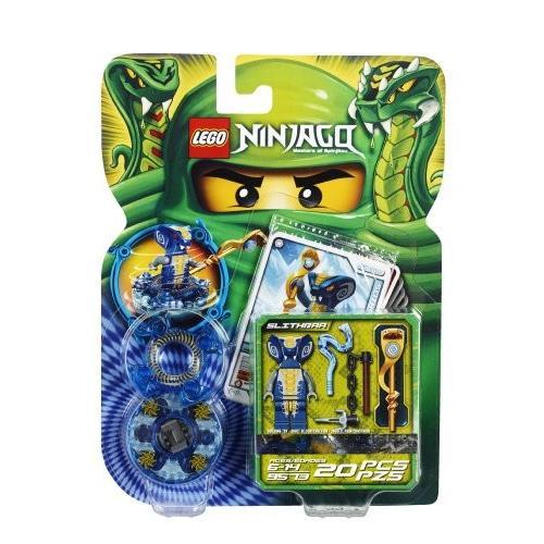 ニンジャゴーLEGO Ninjago Slithraa 9573