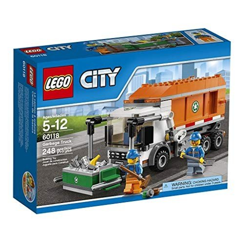 レゴLEGO City - Garbage Truck New