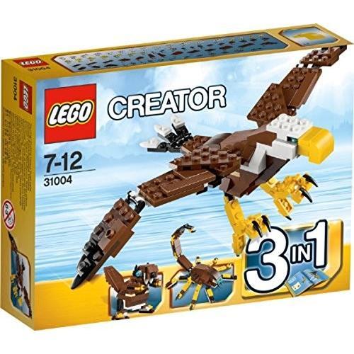 クリエイターLEGO Creator Fierce Flyer Set #31004
