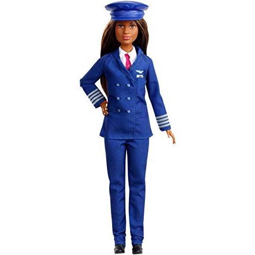 バービーBarbie Careers 60th Anniversary Pilot Doll