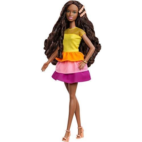 バービーBarbie Ultimate Curls Doll 1
