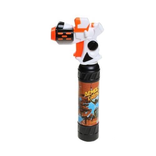 水鉄砲Banzai Demolition Drenchers Water Blaster Double Cannon (Colors Vary)