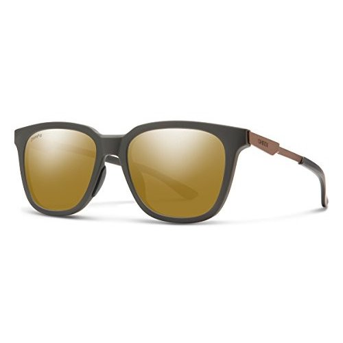 スポーツSmith Roam Chroma Pop Polarized Sunglasses, Matte Gravy53/18/140
