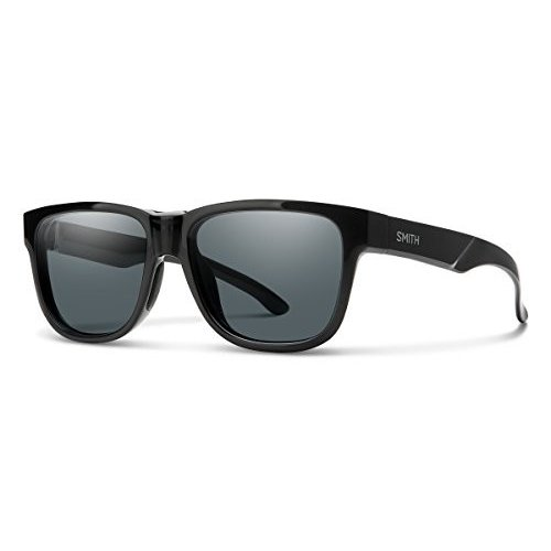 スポーツSmith Lowdown Slim 2 Carbonic Polarized Sunglasses, 黒53/16/145