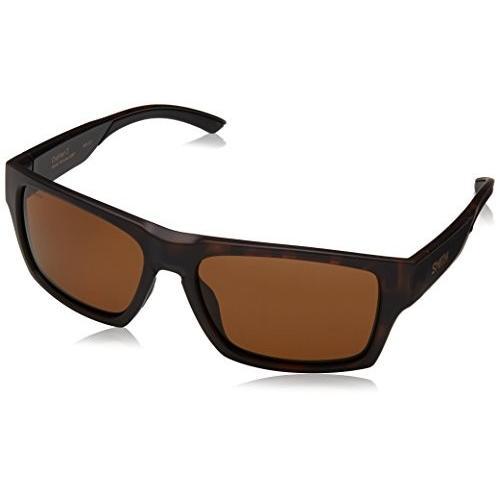スミスSmith Outlier 2 Sunglasses Matte Tortoise with ChromaPop Polarized 褐色 Lens