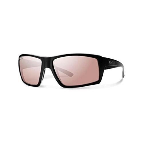 スポーツSmith Optics Adult Challis Lifestyle Polarized Sunglasses/Eyewear, Matte 黒/Polarchro
