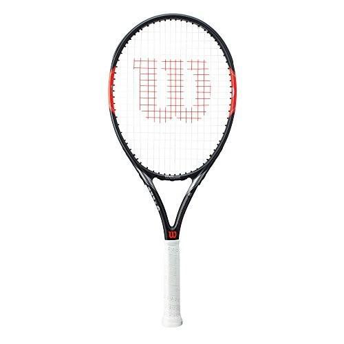 ラケットWilson Federer Team 105 Tennis Racquet (4 1/4)