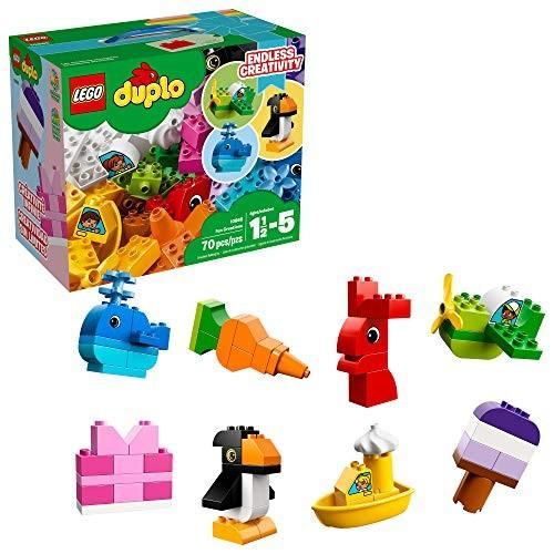 レゴLEGO Duplo Fun Creations 10865 Building Blocks (70 Pieces), Multicolor