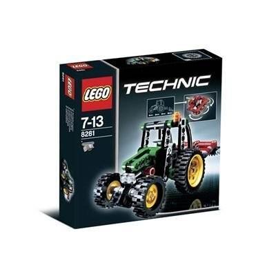レゴLEGO: Technic Mini Tractor