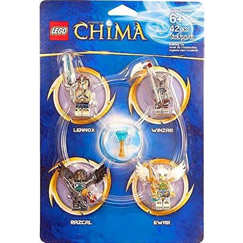 レゴLEGO 850779 Legends of Chima Minifigure Accessory Set by LEGO