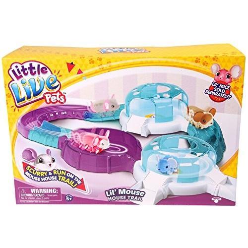 リトルライブペッツLittle Live Pets Lil' Mouse Trail