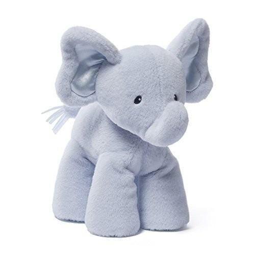ぬいぐるみGund Baby Bubbles Elephant Plush, 青, 10