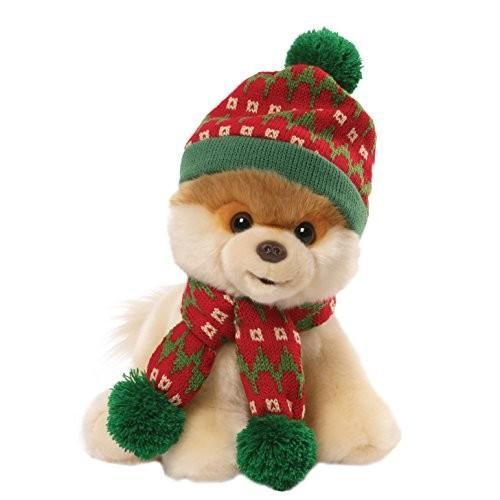ガンドGUND Boo Holiday Hat and Scarf 9 in Plush