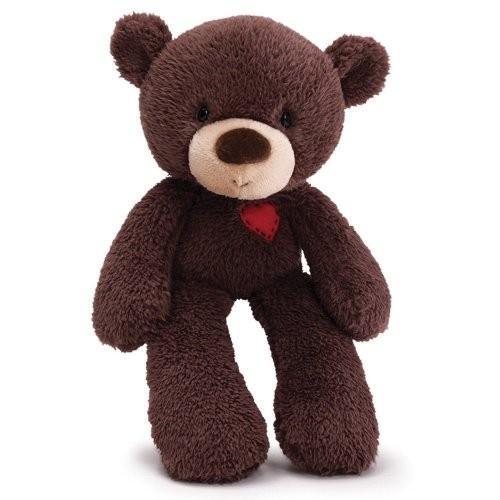 ガンドGund Valentines My Fuzzy Valentine Teddy Bear 13.5 inch Plush