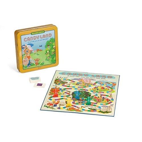 英語Candyland Deluxe Board Game in Classic Nostalgia Collector's Tin by Winning Solutions11.00