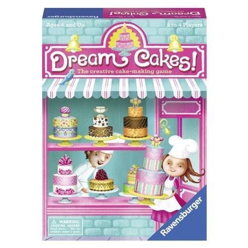 英語Dream Cakes - Children's Game