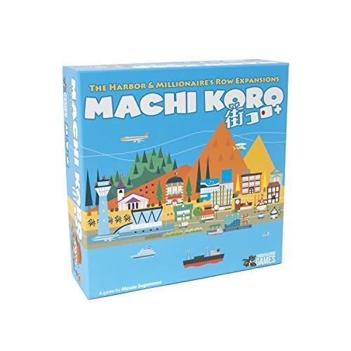 英語Pandasaurus Games Machi Koro 5th Anniversary Expansions