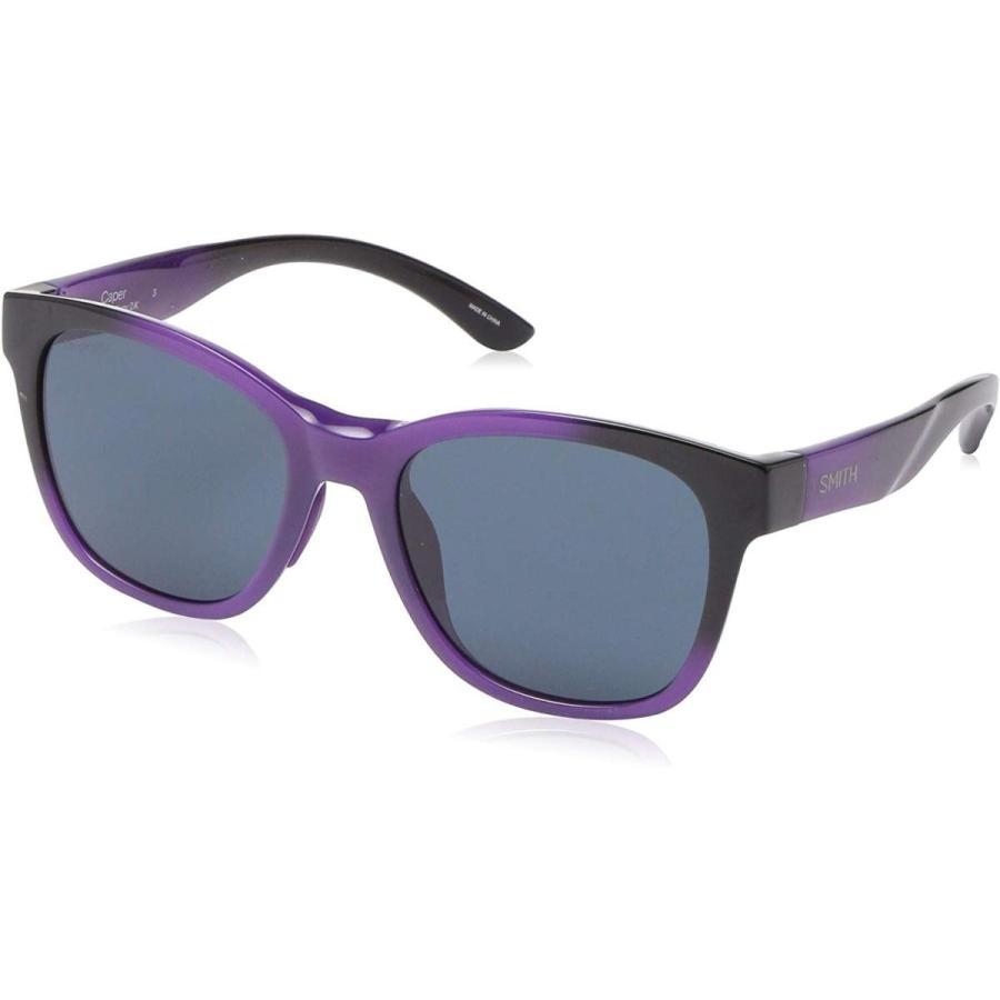 スポーツSmith Caper ChromaPop Sunglasses, Violet SprayOne Size