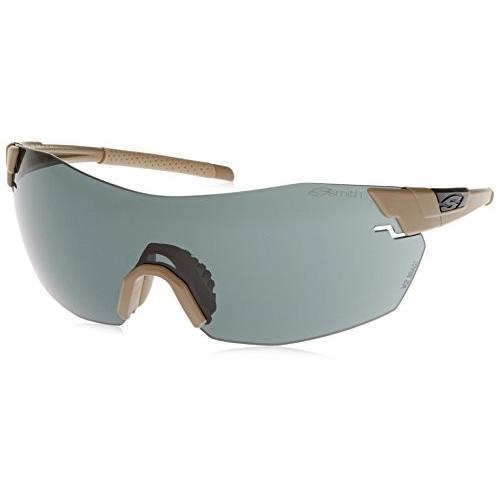 スポーツSmith Elite Pivlock V2 Max Tactical SunglassesGray/Clear/Ignitor Lenses