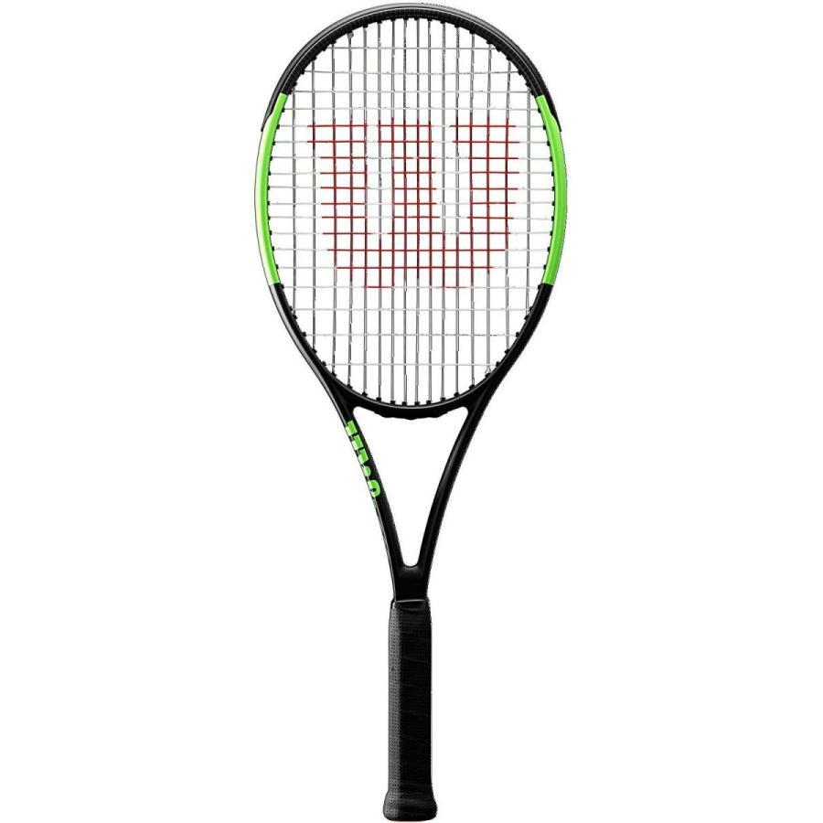 ラケットWilson Blade Team Tennis Racket, 4 1/4