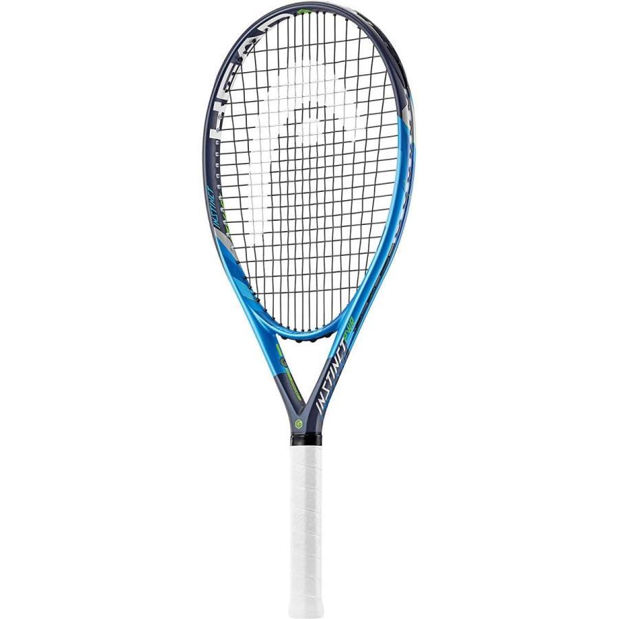 ラケットHEAD Graphene Touch Instinct PWR Tennis Racquet, Unstrung, 4 1/8 Inch Grip4 1/8