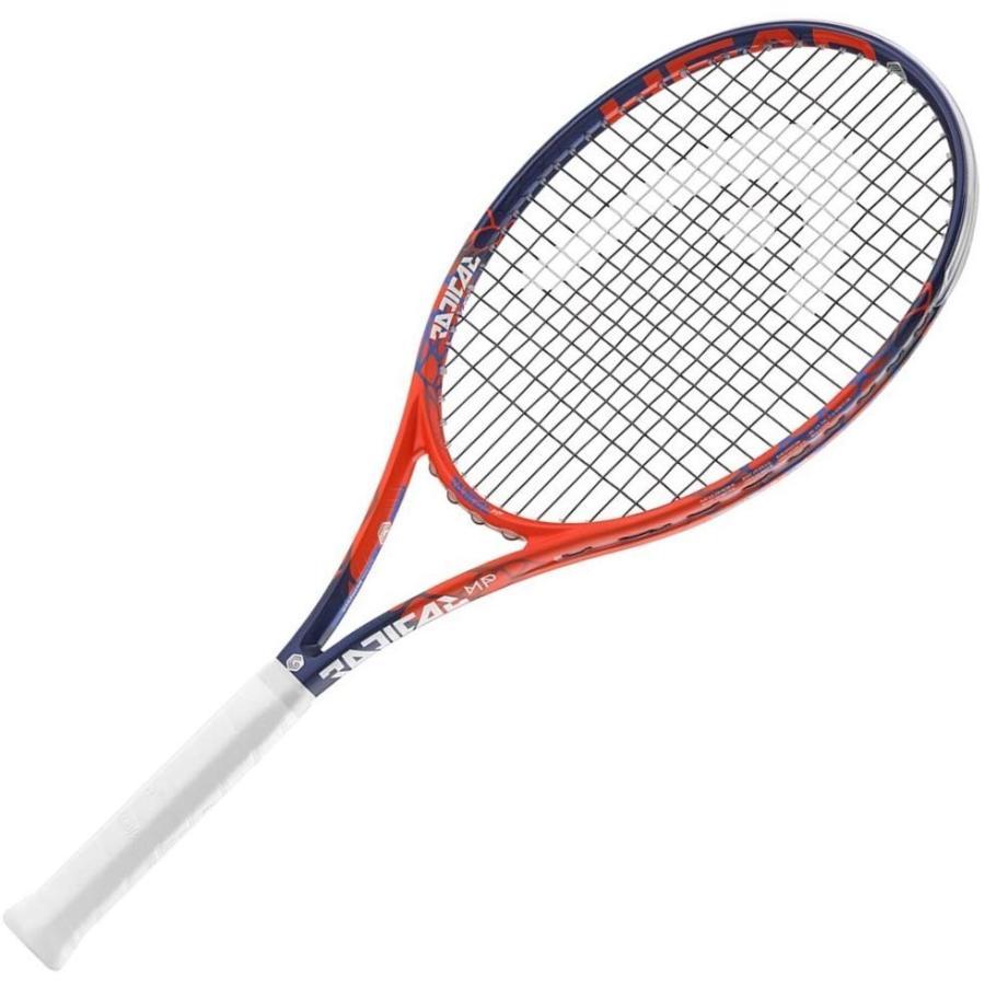 ラケットHead 2018 Graphene Radical Touch MP Tennis Racquet - Quality String (4-1/2)