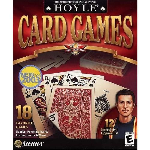 英語Hoyle Card Games 2003