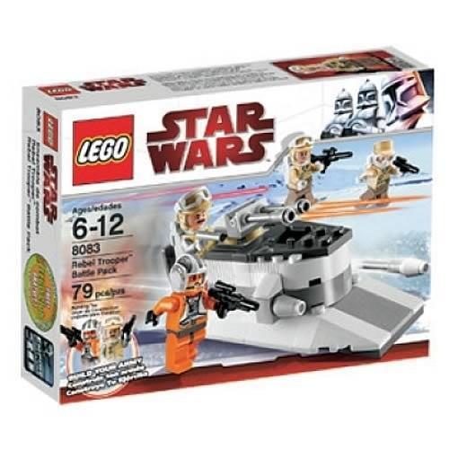 レゴLEGO Star Wars Rebel Trooper Battle Pack (8083)