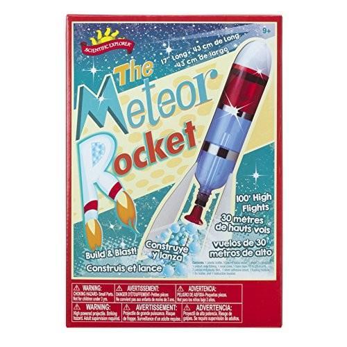 サイエンティフィックエクスプローラーScientific Explorer Meteor Rocket Kit