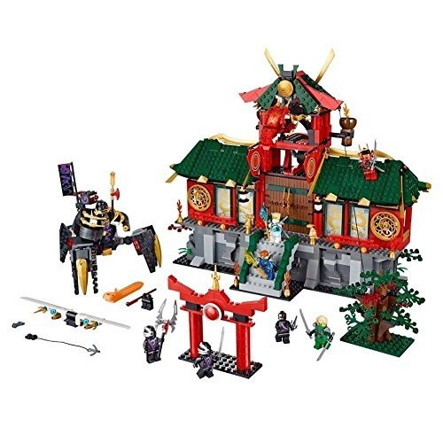 ニンジャゴーLEGO Ninjago 70728 Battle for Ninjago City (Discontinued by manufacturer)6062854