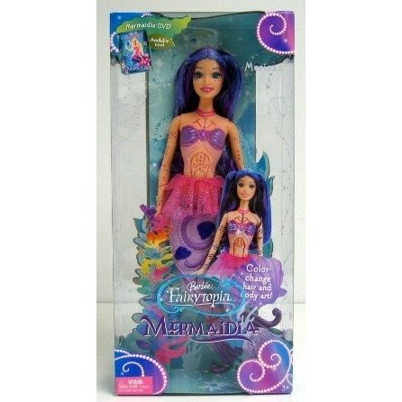 バービー人形Merissa Doll Barbie Fairytopia MermaidiaJ0723