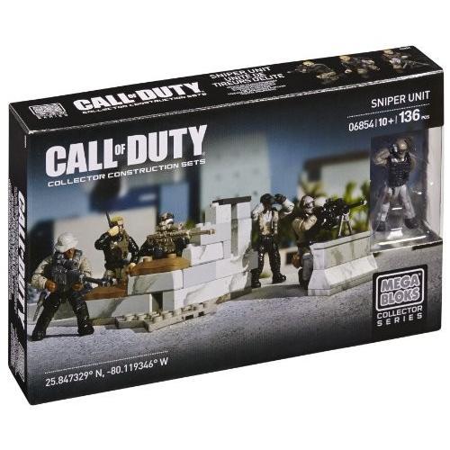 メガブロックMega Construx Call of Duty Sniper Unit