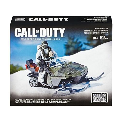 メガブロックMega Bloks Call of Duty Mountain Recon