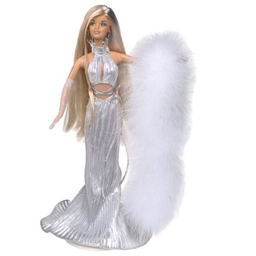 バービー人形Barbie Diva Gone Platinum Collector Edition Doll (2001)74299627395