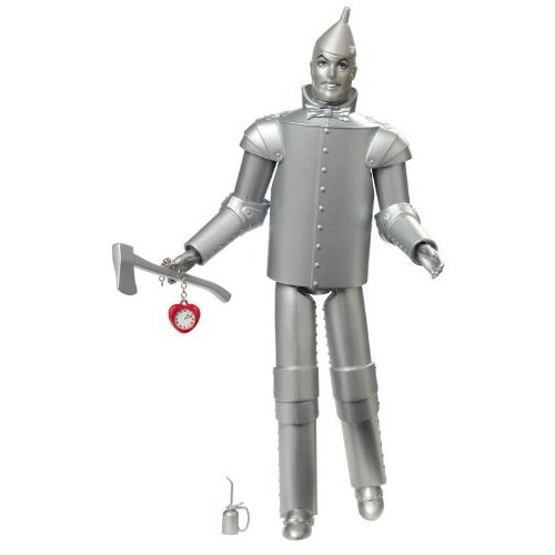 バービーBarbie Collector Wizard Of Oz Tin Man Doll