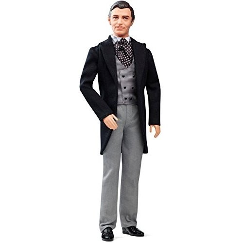 バービーBarbie Collector Gone with The Wind 75th Anniversary Rhett Butler Doll