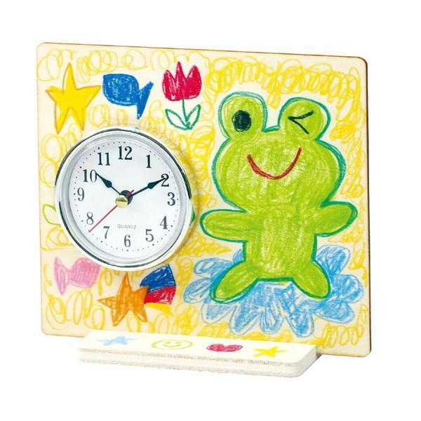 ARTEC アーテック 図工・工作・クラフト・ホビー 時計・クロック おえかき時計 商品番号 6932 お取り寄せ|shop-apollo