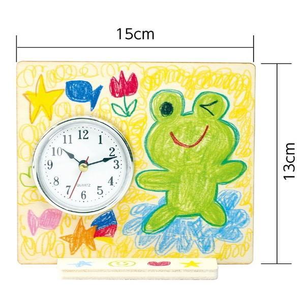 ARTEC アーテック 図工・工作・クラフト・ホビー 時計・クロック おえかき時計 商品番号 6932 お取り寄せ|shop-apollo|02