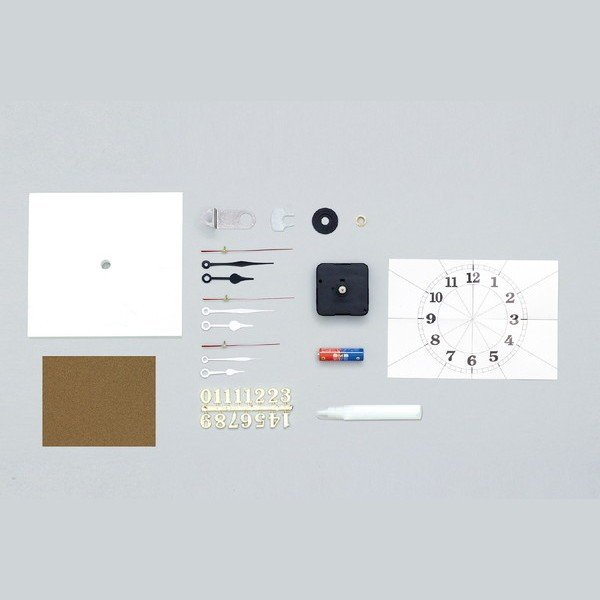 ARTEC アーテック 図工・工作・クラフト・ホビー 時計・クロック 手作り時計工作キット 商品番号 55870 お取り寄せ shop-apollo 03