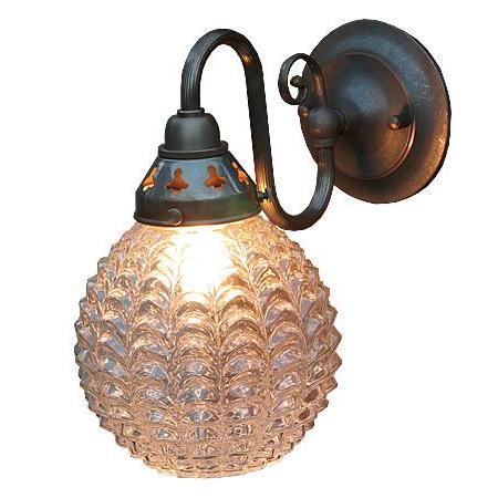 照明器具 照明器具 照明器具 アンティークウォールライト ブラケットライト SUNYOW サンヨウ FC-W122A-324 9c7