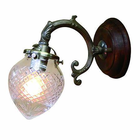 照明器具 アンティークウォールライト ブラケットライト SUNYOW サンヨウ FC-WW530A-336
