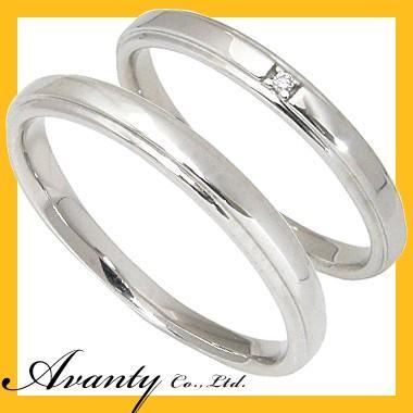 【現金特価】 結婚指輪 ペアセット 2本セット 安い マリッジリング ペアリング 結婚指輪 ペアセット 1粒ダイヤモンド0.005ct K10ホワイトゴールド K10WG 2本セット, 電光ホーム:739e066f --- lighthousesounds.com
