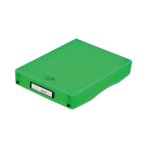 (まとめ) リヒトラブ デスクトレー A4 黄緑 A-5040-6 1個 〔×30セット〕 〔×30セット〕