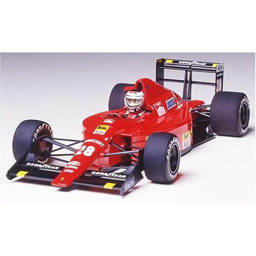 タミヤ 1/20 グランプリコレクションシリーズ No.24 フェラーリ F189 後期型 ポルトガルGP仕様 プラモデル 20024