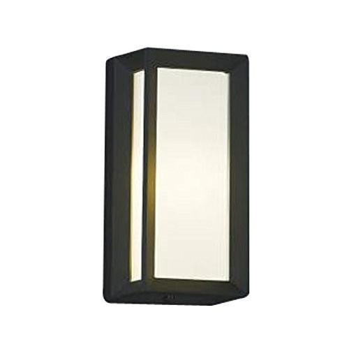 コイズミ照明 ポーチ灯 直付・壁付・門柱取付 黒色 AU40413L