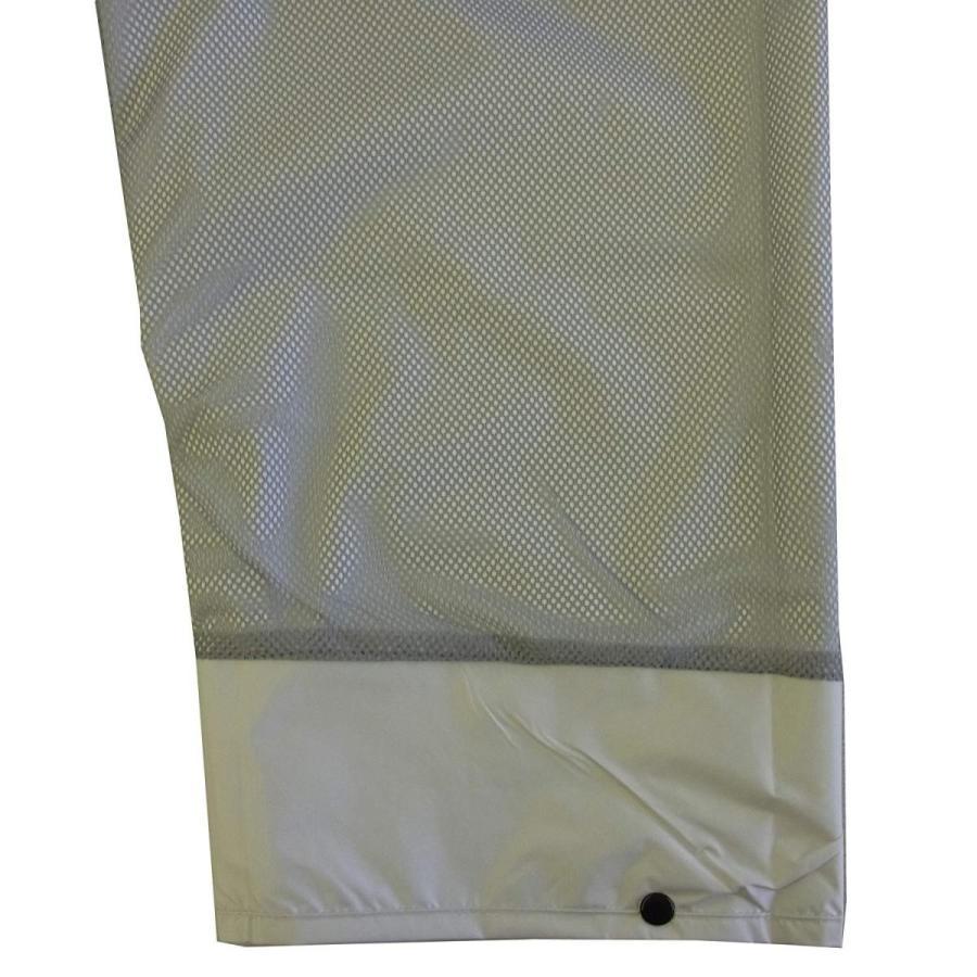 アプトレインハイ 透湿レインスーツ 全4色 全6サイズ 上下スーツ シルバー M 防水・透湿 収納袋付き AP-600-SIL-M 正規代理