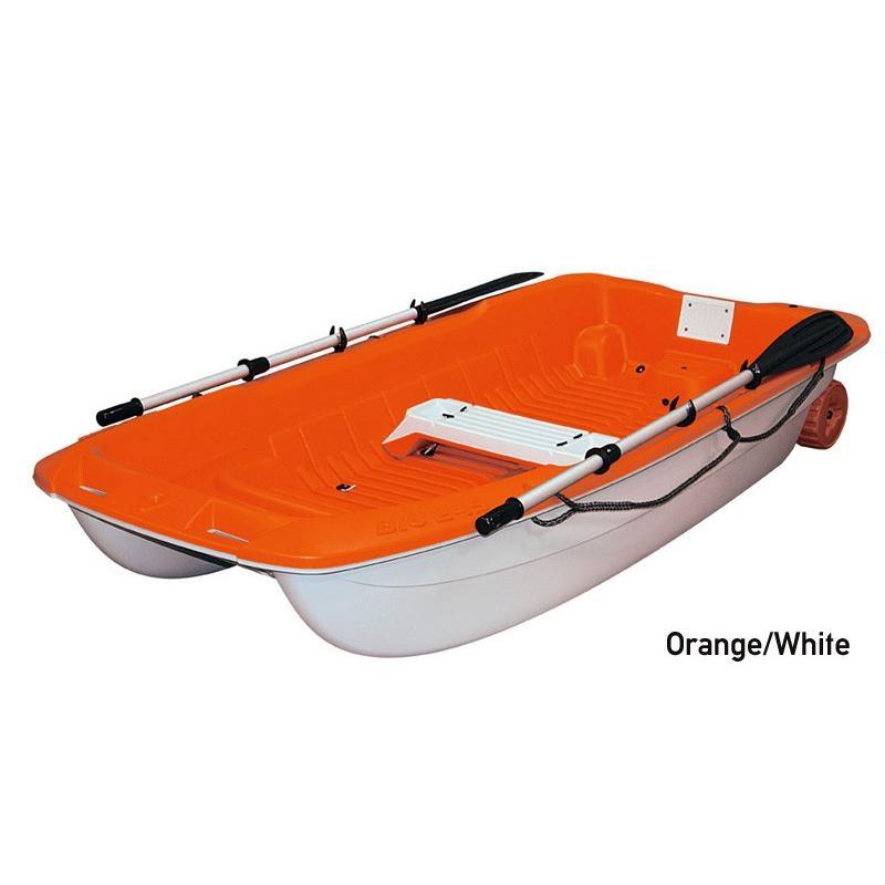 【送料無料対象外】ボート 3人乗りボート SPORTYAK245 【西濃運輸営業所止め配送】 レジャーボート ドーリー 2馬力 免許不要 BIC SPORT|shop-hood|05