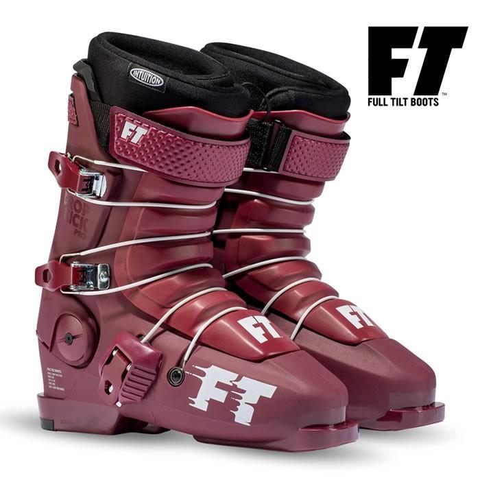 【5%還元】FT フルティルト スキーブーツ DROP KICK PRO BOOTS ドロップキックプロ 19-20 Full tilt フルチルト [0904]