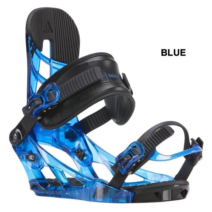 K2 スノーボードビンディング ケーツー SONIC 17/18 スノボ