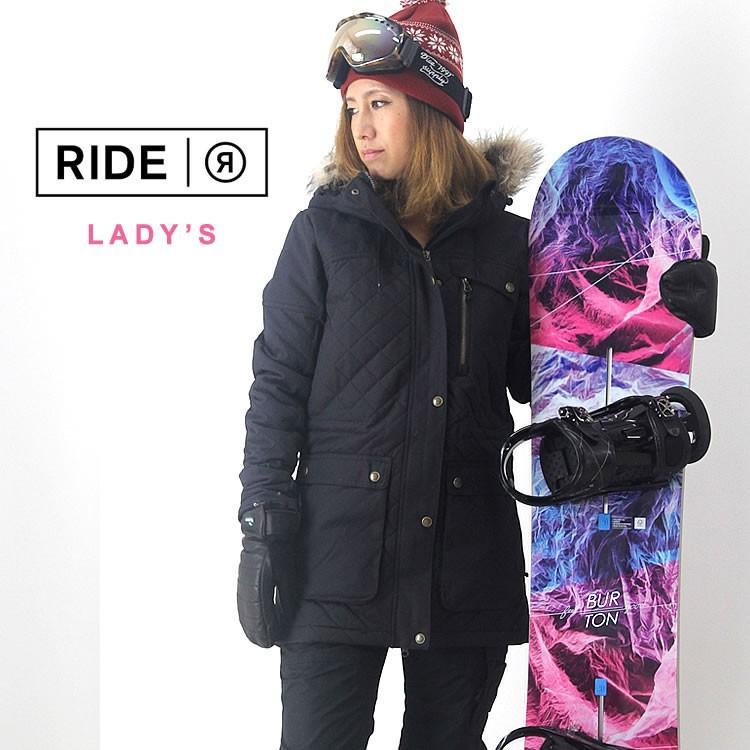 【5%還元】ライド スノーボード レディース ウェア 上下セット RIDE スノーボードウェア ジャケット パンツ スノボウェア スキー W'S SET-42